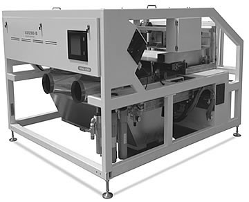 One Layer, Dry Ore Sorter