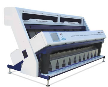 640 Channels Color Sorter