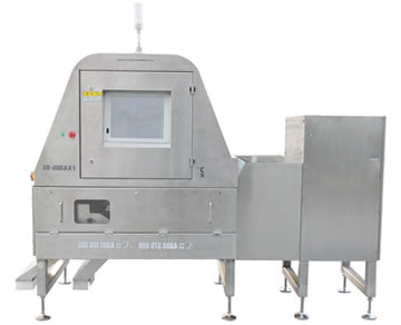 X ray sorting machine