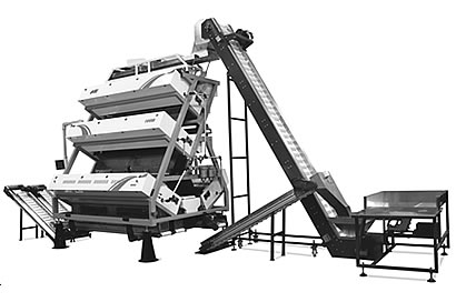 technology innovation for Multilayer Color Sorter
