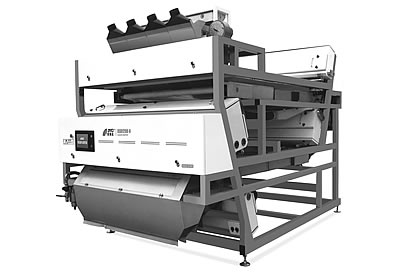 technology innovation for Belt-type Color Sorter